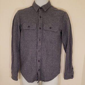 Pull & Bear Men's Flannel Shirt Size Eur S Mex 36
